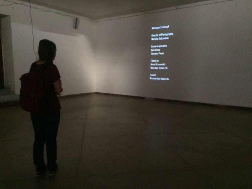 У Львові показують мультимедійний проект Катажини Козери (ФОТО), фото-3
