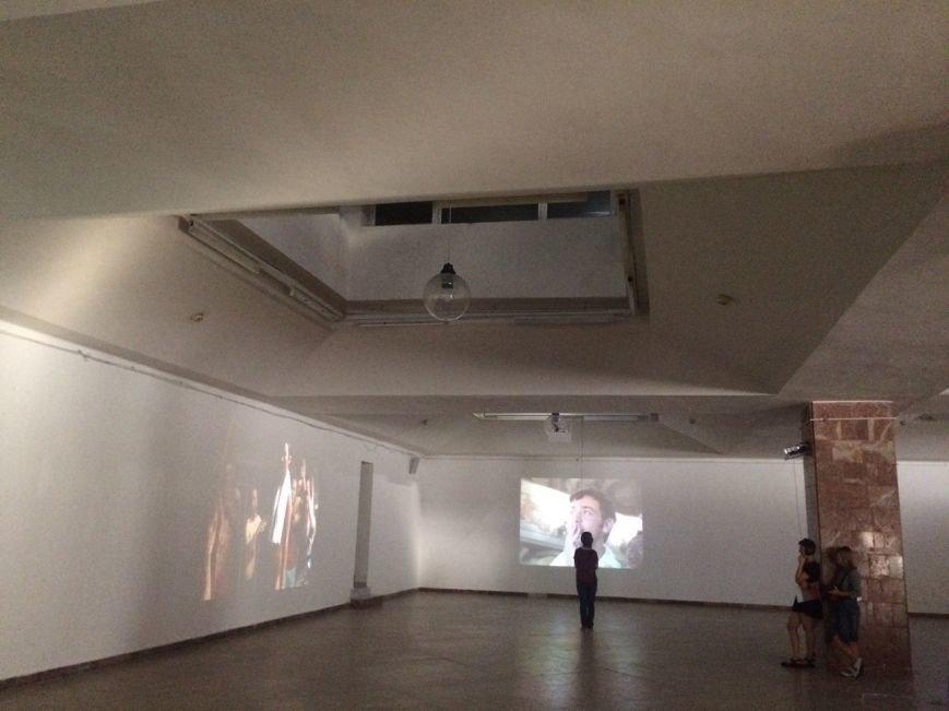 У Львові показують мультимедійний проект Катажини Козери (ФОТО), фото-1