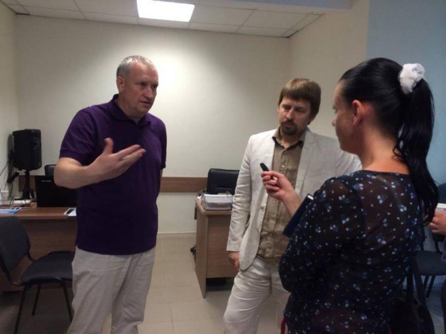 В Мариуполе Бородин и активисты будут контролировать власть в новом помещении (ФОТО,ВИДЕО), фото-3