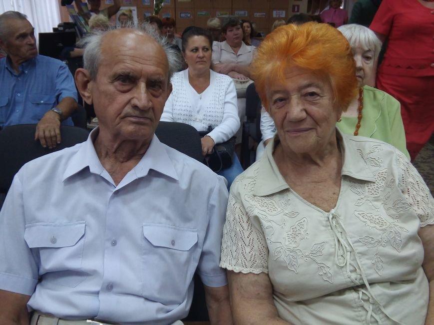 Липковы Алексей данилович и Вера Даниловна (57лет)