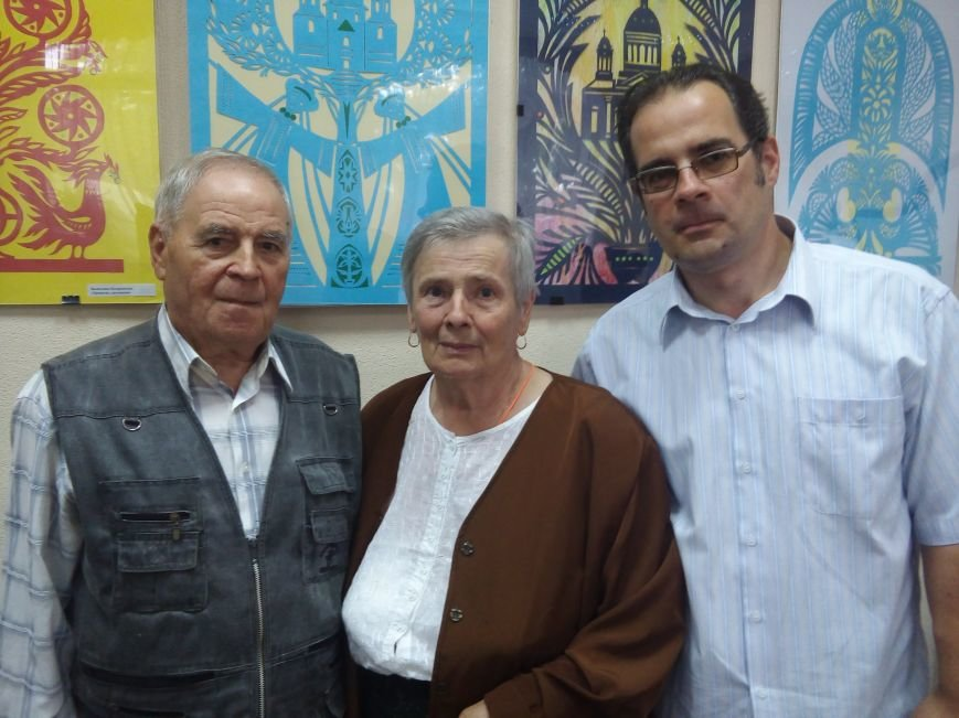 Моша Михаил и Анастасия (50 лет)