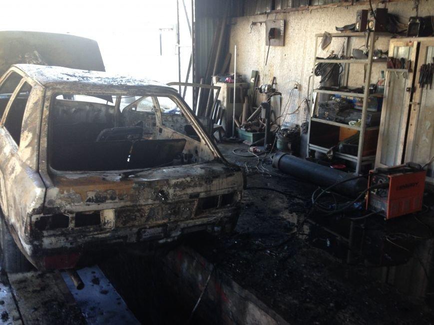 В Кременчуге на выходных горели теплица и автомобиль (ФОТО), фото-5