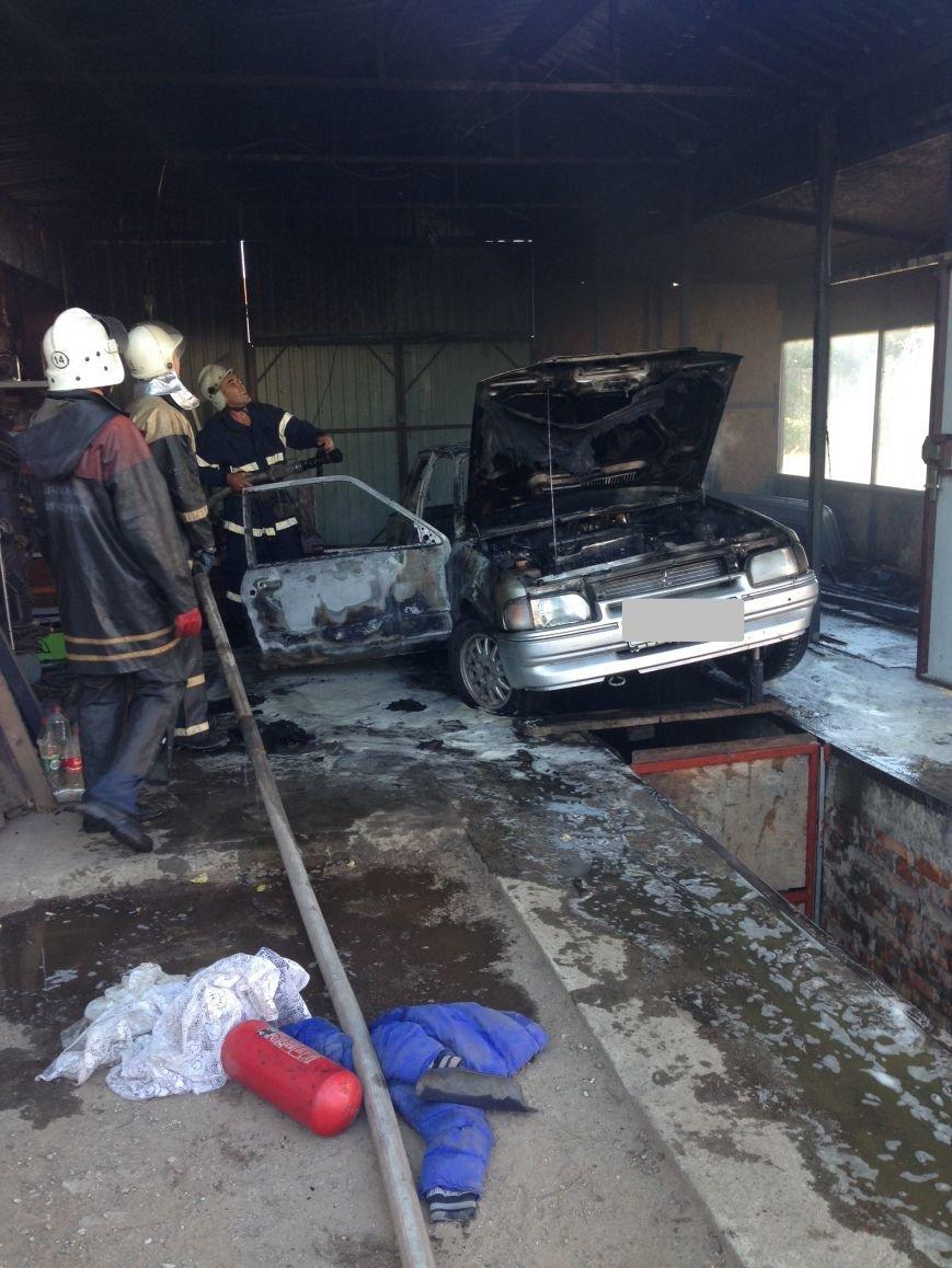 В Кременчуге на выходных горели теплица и автомобиль (ФОТО), фото-4