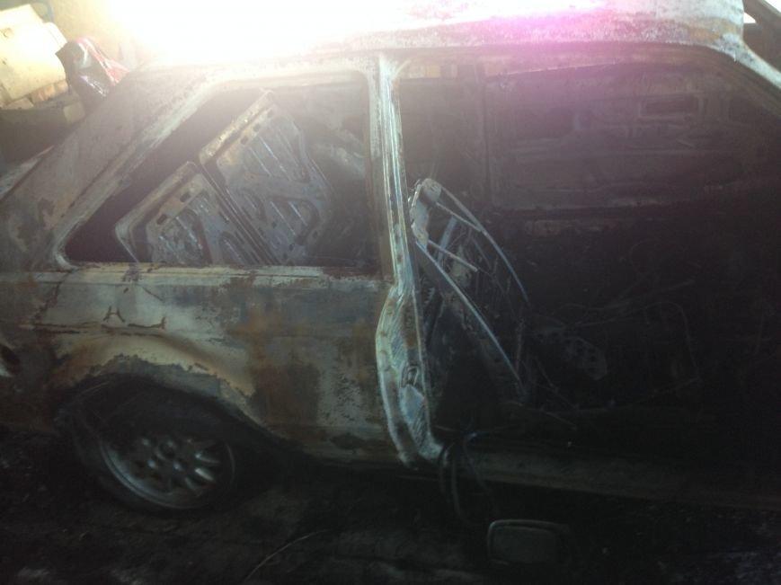 В Кременчуге на выходных горели теплица и автомобиль (ФОТО), фото-3