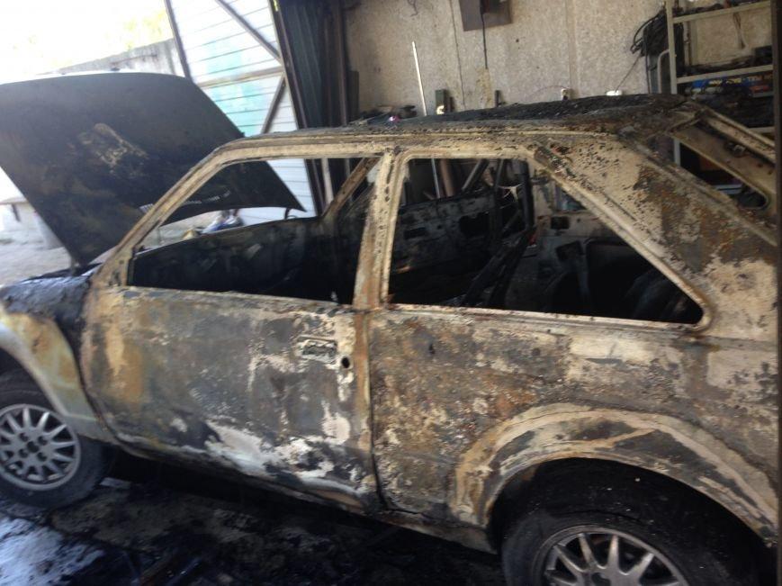 В Кременчуге на выходных горели теплица и автомобиль (ФОТО), фото-6