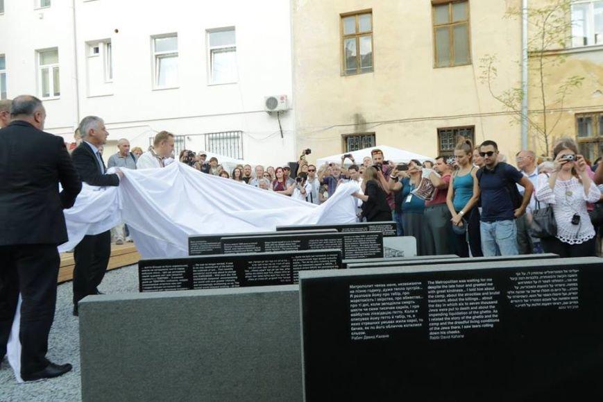 У Львові урочисто відкрили «Простір Синагог»: як це було (ФОТО), фото-4