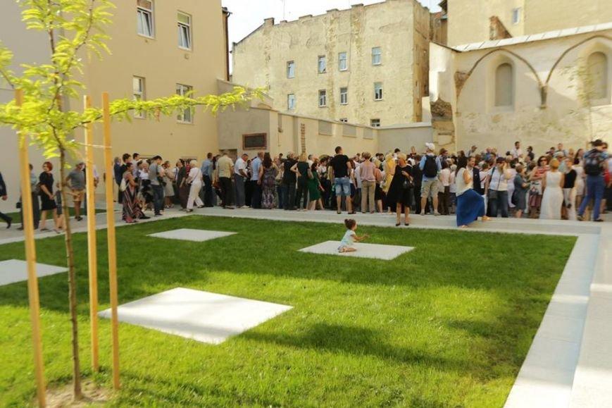 У Львові урочисто відкрили «Простір Синагог»: як це було (ФОТО), фото-10