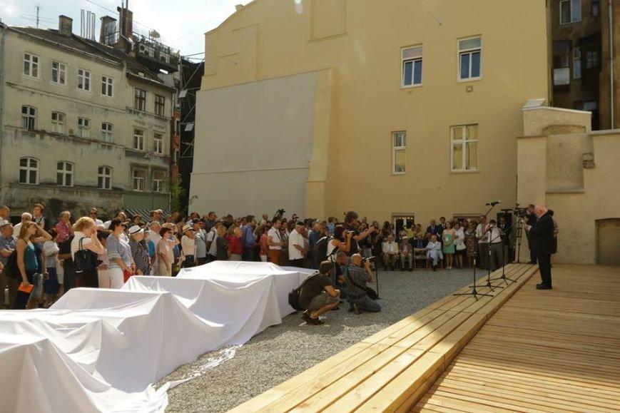 У Львові урочисто відкрили «Простір Синагог»: як це було (ФОТО), фото-1