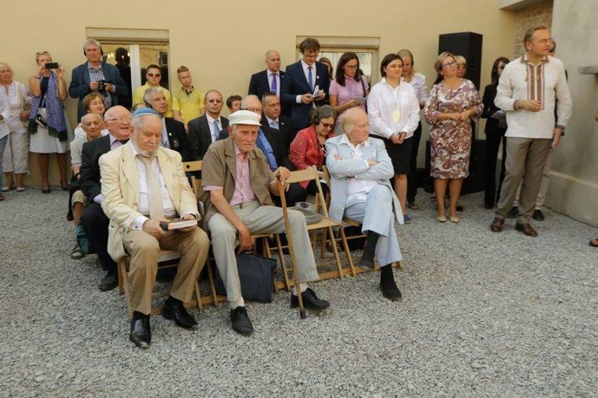 У Львові урочисто відкрили «Простір Синагог»: як це було (ФОТО), фото-11