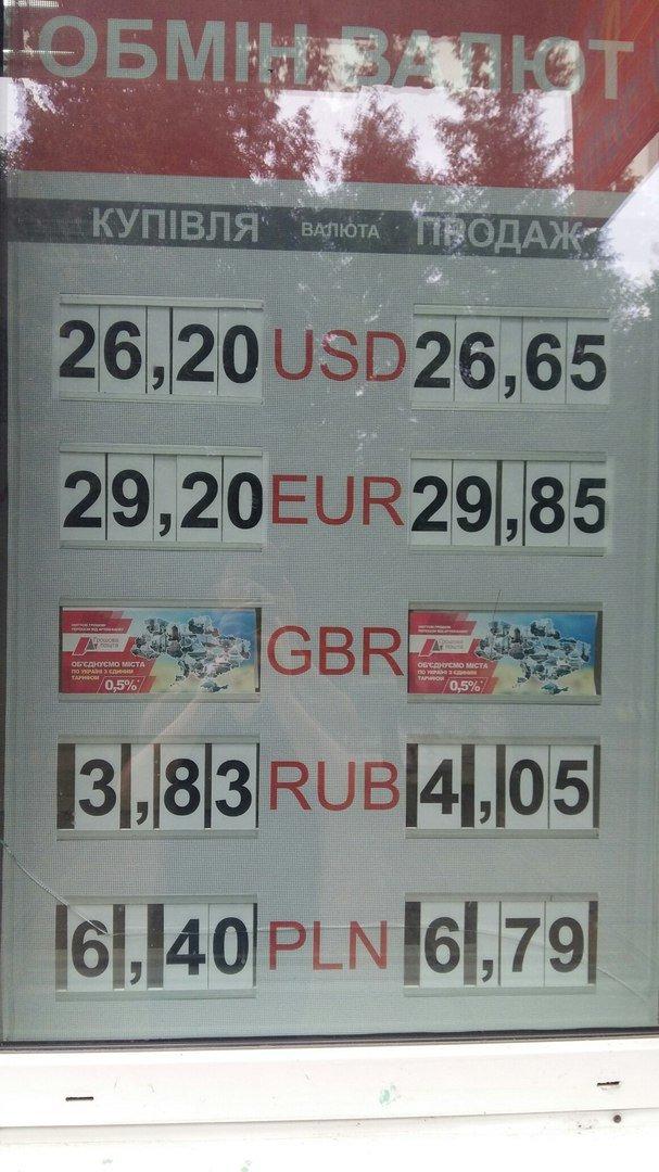 Скільки коштує долар та євро у Львові: реальний курс валют станом на 5 вересня (ФОТО), фото-2