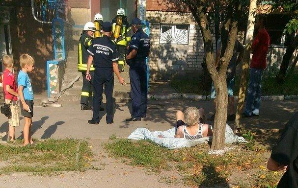 В городе пожарные спасли жизнь пожилому человеку (ФОТО), фото-2