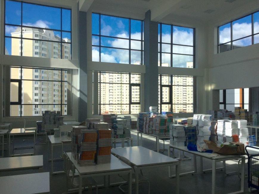 Образование в ТиНАО: в поселении Московский открылась новая школа с биологическим уклоном, фото-1