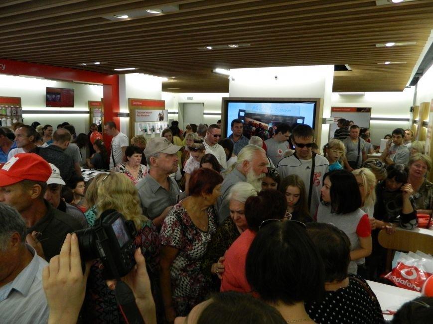 Vodafone открыл свои двери в Краматорске, фото-4