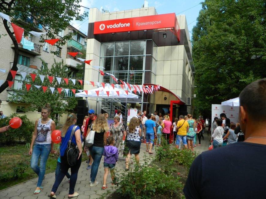 Vodafone открыл свои двери в Краматорске, фото-1