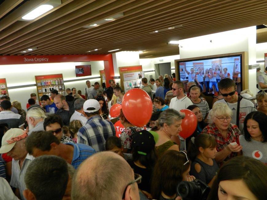 Vodafone открыл свои двери в Краматорске, фото-3