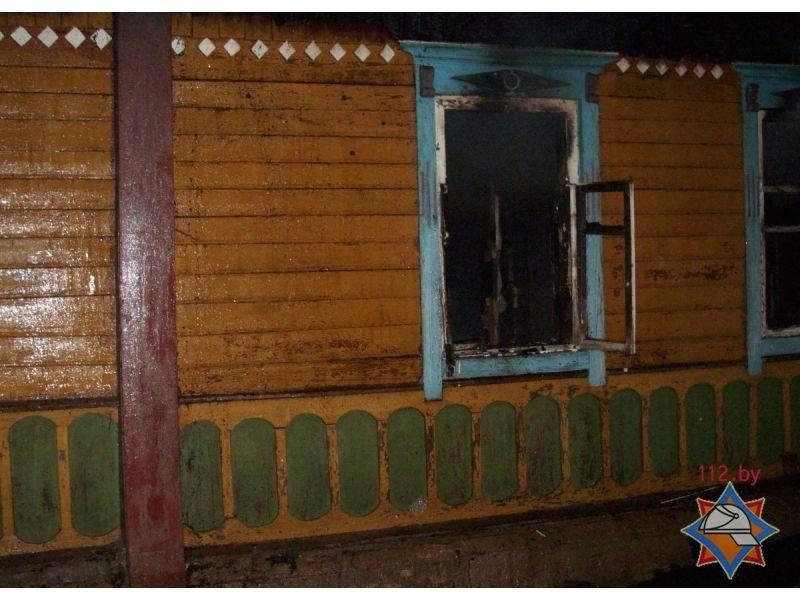В Чашникском районе автономный пожарный извещатель спас жизни молодой семьи, фото-1