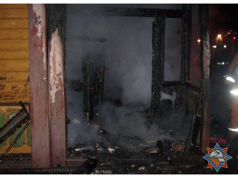 В Чашникском районе автономный пожарный извещатель спас жизни молодой семьи, фото-2