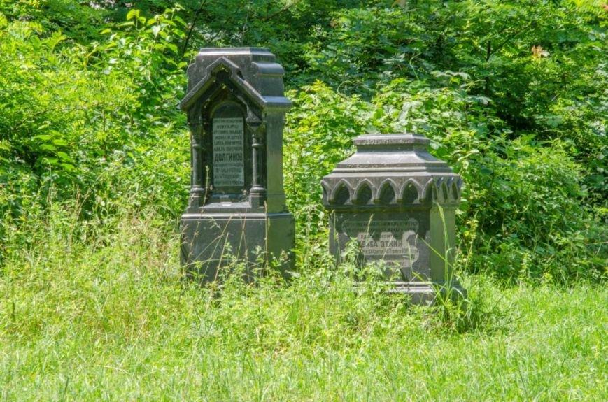 Новгород-Сіверський._Могили_на_єврейському_кладовищі