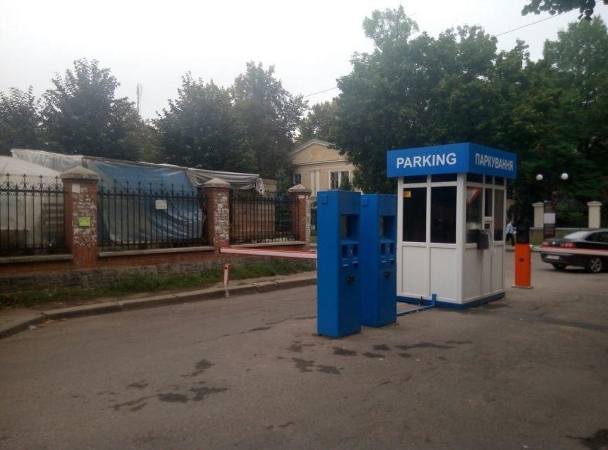 """Франківці іронізують щодо """"совкової роботи"""" паркувальної зони в центрі міста. Фото, фото-5"""