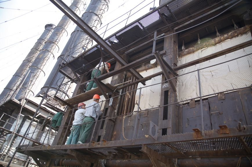 Криворожские теплоснабжающие предприятия города готовы к подаче тепла горожанам на 95% (ФОТО), фото-1