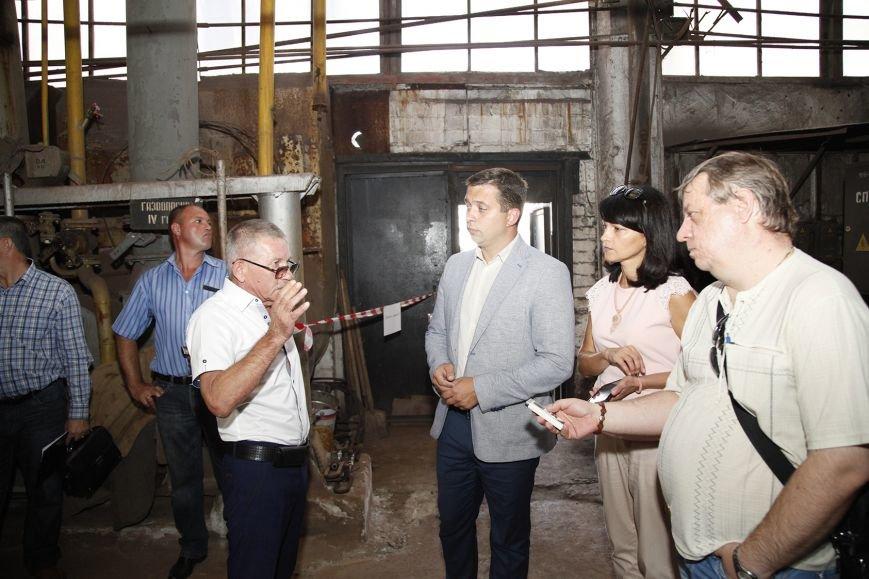 Криворожские теплоснабжающие предприятия города готовы к подаче тепла горожанам на 95% (ФОТО), фото-3