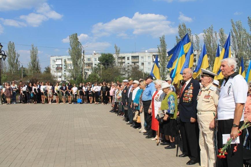 В Бахмуте отметили День освобождения города и Донбасса (ФОТО), фото-3