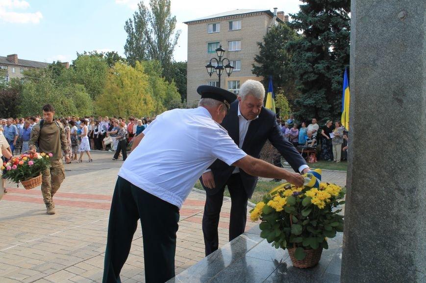 В Бахмуте отметили День освобождения города и Донбасса (ФОТО), фото-7