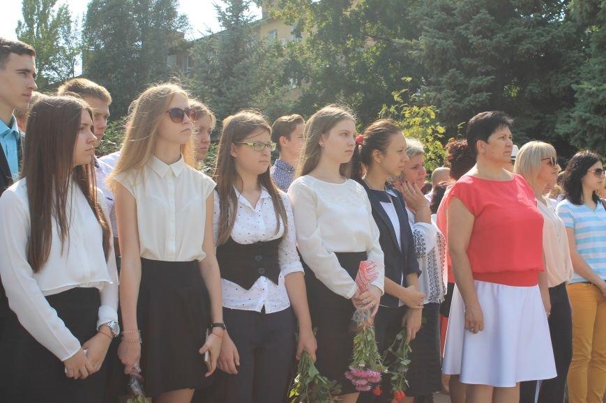В Бахмуте отметили День освобождения города и Донбасса (ФОТО), фото-2