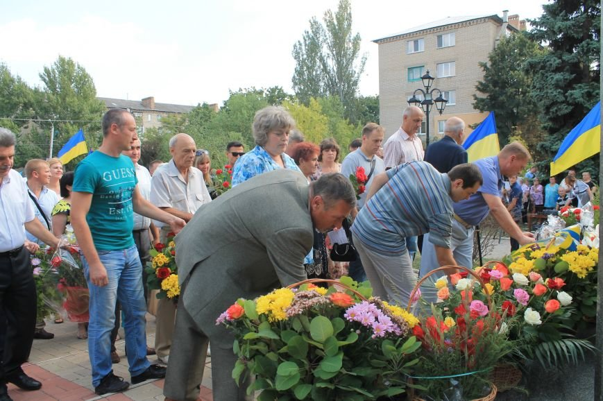 В Бахмуте отметили День освобождения города и Донбасса (ФОТО), фото-9