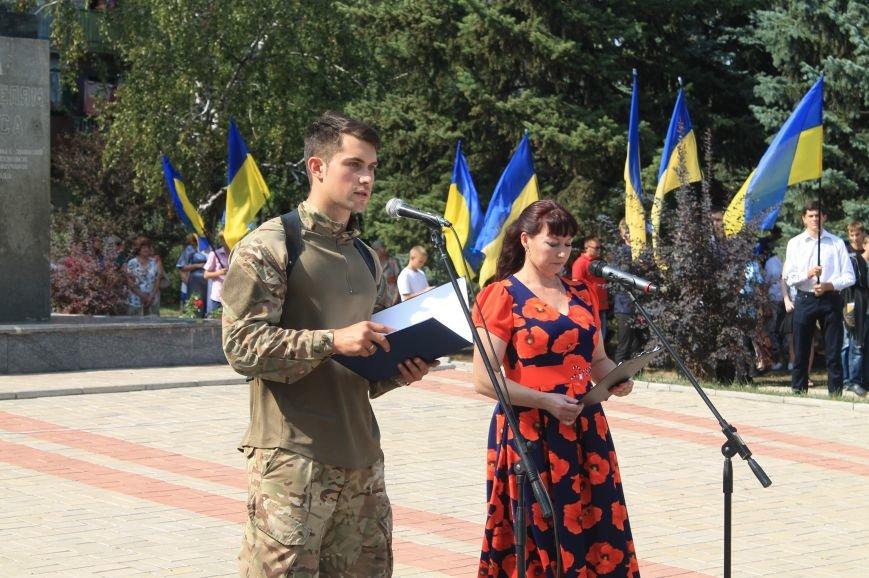В Бахмуте отметили День освобождения города и Донбасса (ФОТО), фото-4