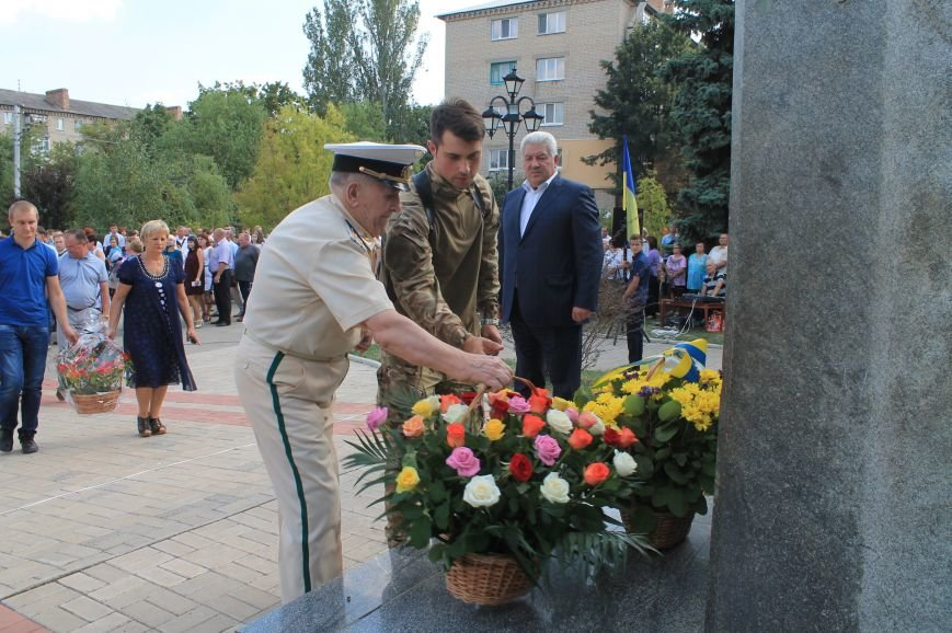 В Бахмуте отметили День освобождения города и Донбасса (ФОТО), фото-8
