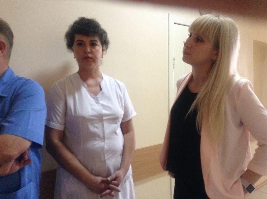 Из горбольницы №5  в Мариуполе исчезнет нейрохирургия (ФОТО, ВИДЕО), фото-6