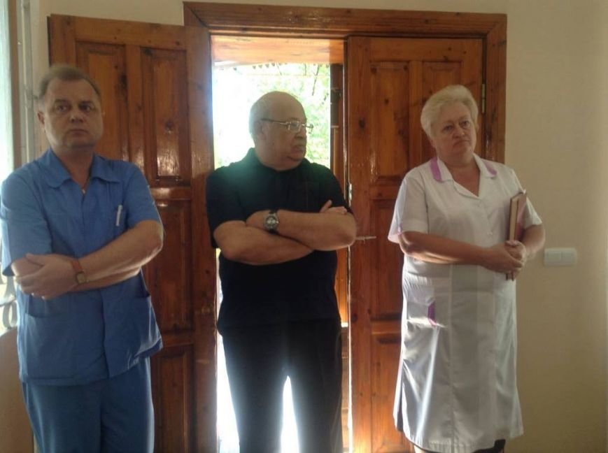 Из горбольницы №5  в Мариуполе исчезнет нейрохирургия (ФОТО, ВИДЕО), фото-5