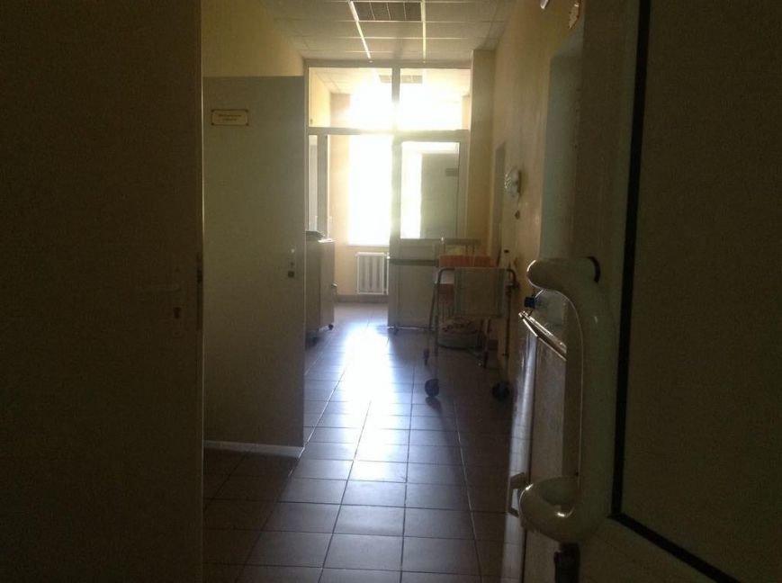Из горбольницы №5  в Мариуполе исчезнет нейрохирургия (ФОТО, ВИДЕО), фото-8