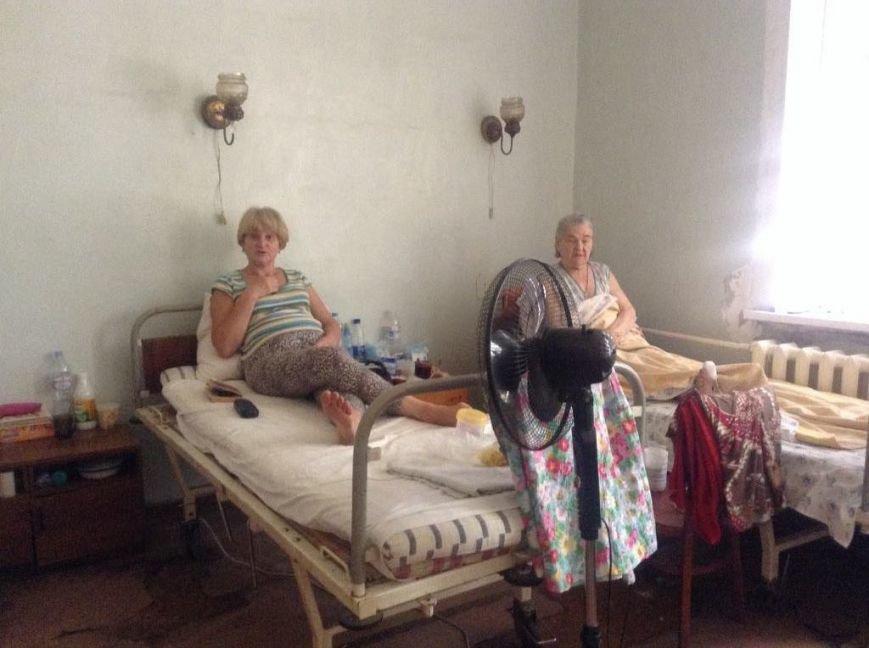 Из горбольницы №5  в Мариуполе исчезнет нейрохирургия (ФОТО, ВИДЕО), фото-3