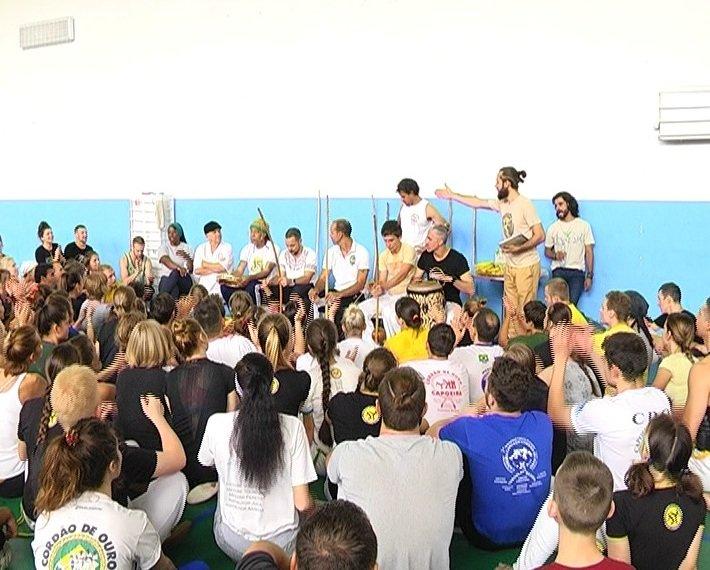 Три дня на территории Полевского округа лучшие мастера капоэйры делились своим опытом и мастерством, фото-9