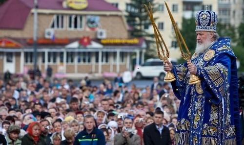 Не Патриархом единым: какие еще известные церковные деятели посещали Сахалин, фото-1