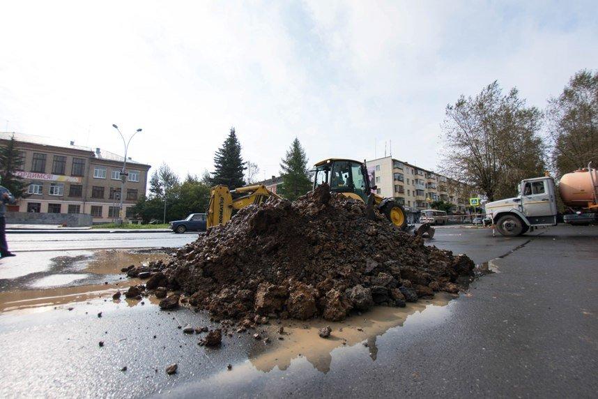 Две школы и пять жилых домов Полевского отключены от холодного водоснабжения, фото-1