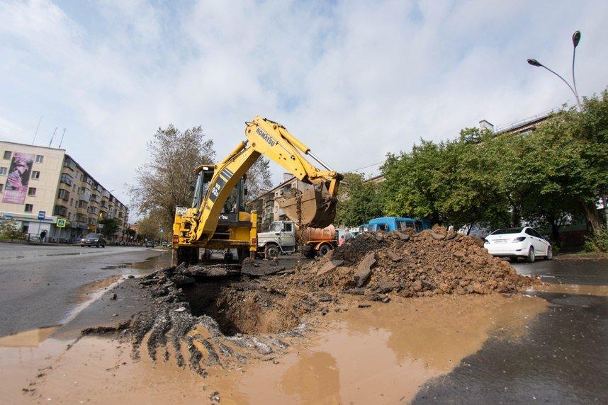Две школы и пять жилых домов Полевского отключены от холодного водоснабжения, фото-3