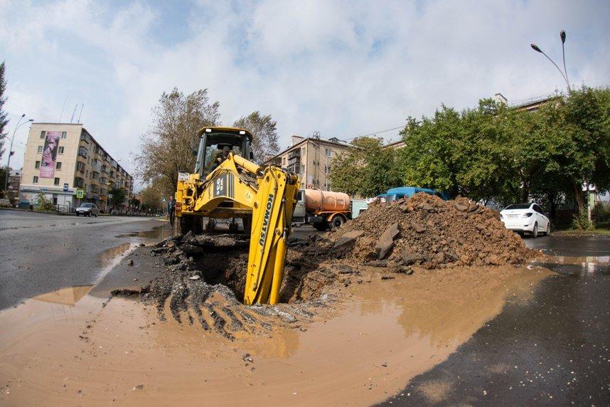 Две школы и пять жилых домов Полевского отключены от холодного водоснабжения, фото-5