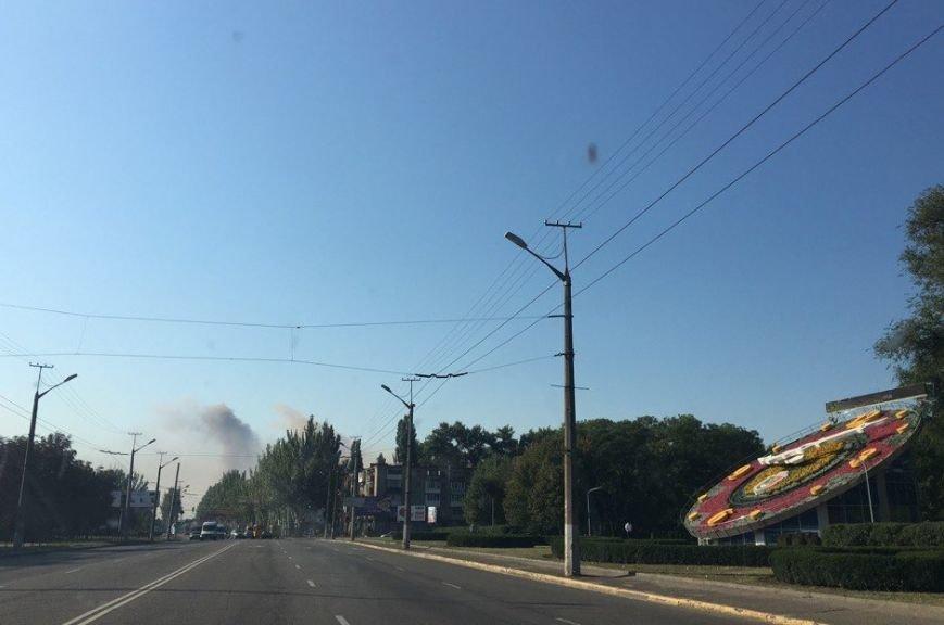 Багряные облака над Кривым Рогом возникли из-за... штиля (ФОТО), фото-9