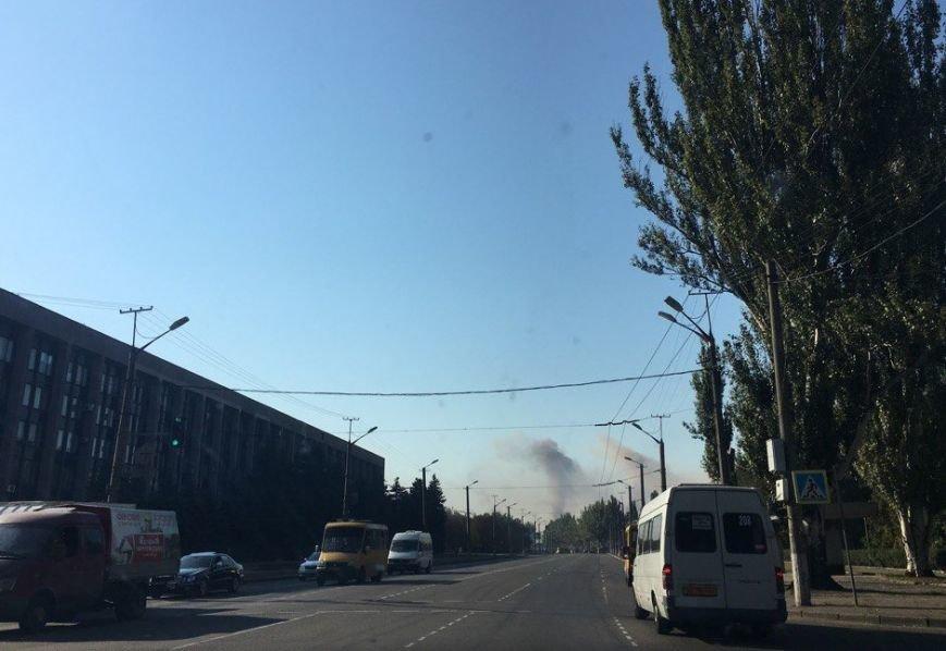 Багряные облака над Кривым Рогом возникли из-за... штиля (ФОТО), фото-7