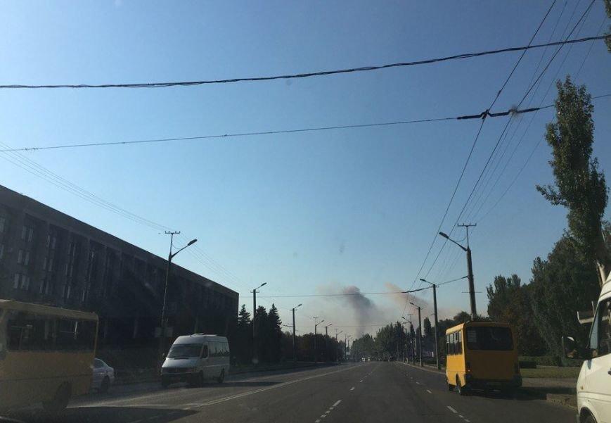 Багряные облака над Кривым Рогом возникли из-за... штиля (ФОТО), фото-6