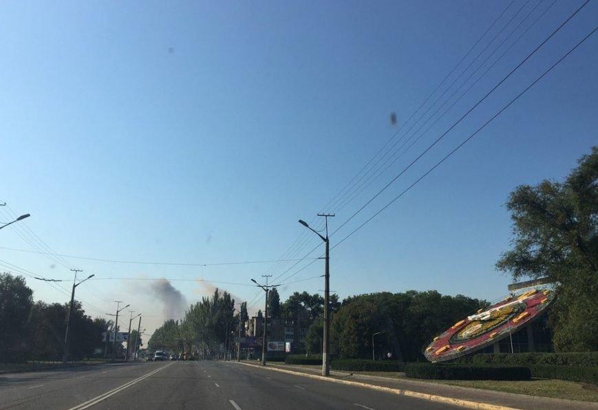 Багряные облака над Кривым Рогом возникли из-за... штиля (ФОТО), фото-4
