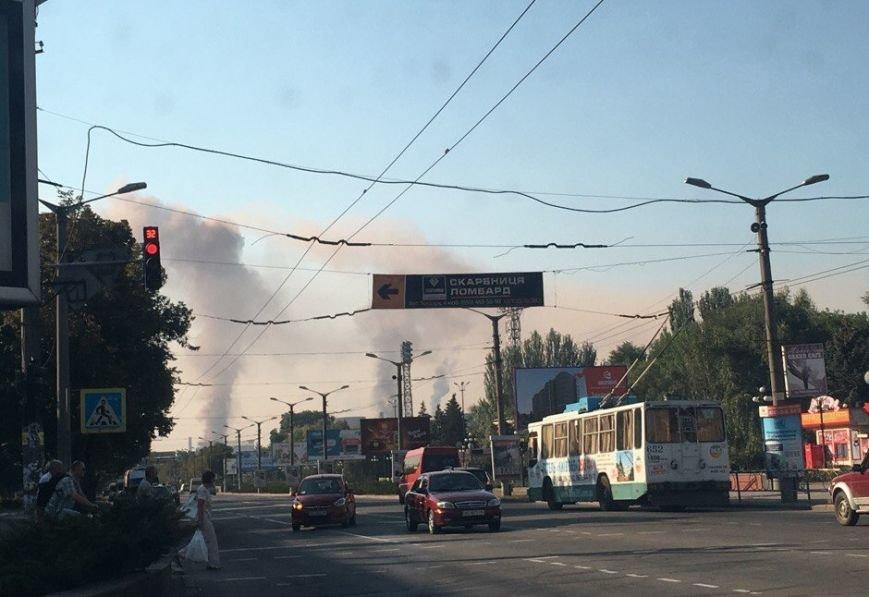 Багряные облака над Кривым Рогом возникли из-за... штиля (ФОТО), фото-10