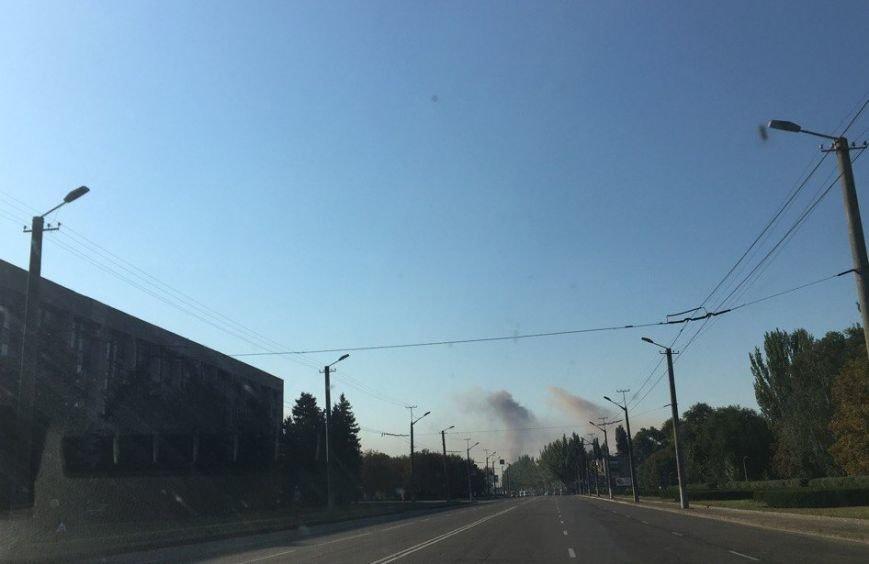 Багряные облака над Кривым Рогом возникли из-за... штиля (ФОТО), фото-8