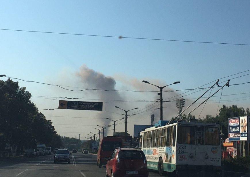 Багряные облака над Кривым Рогом возникли из-за... штиля (ФОТО), фото-5