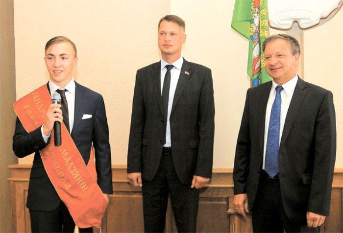 Состоялась торжественная церемония присвоения звания «Почетный гражданин города Витебска», фото-1