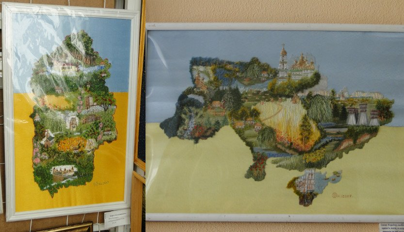 карти Украъни
