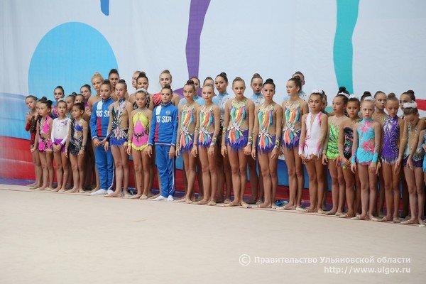 В Ульяновске заработала школа по художественной гимнастике. ФОТО, фото-2